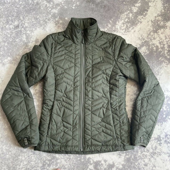 north face quilted jacket Light Weight size XS